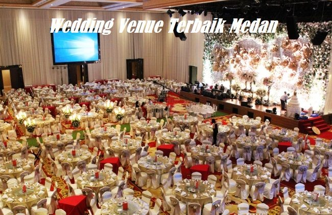 Wedding Venue Terbaik Medan