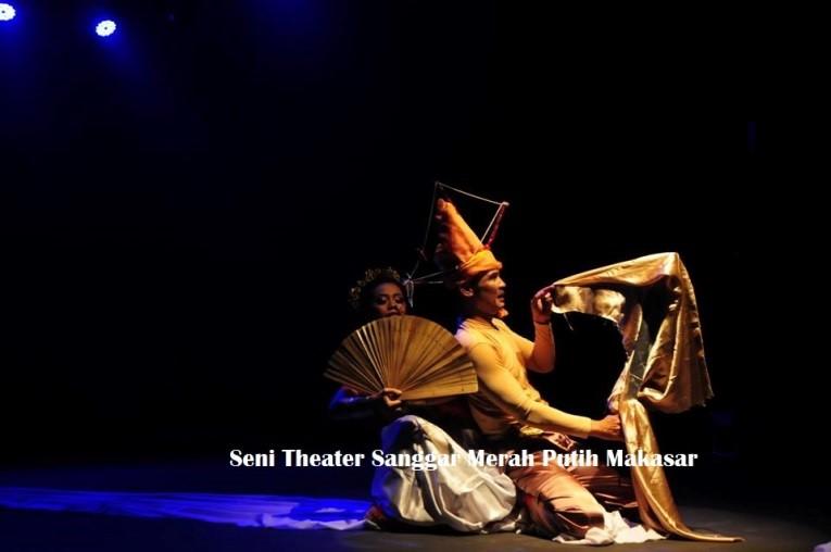 Theater Sanggar Merah Putih Makasar